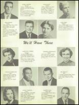 1956 Pratt High School Yearbook Page 32 & 33