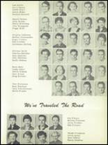 1956 Pratt High School Yearbook Page 36 & 37