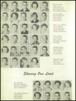 1956 Pratt High School Yearbook Page 38 & 39