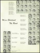 1956 Pratt High School Yearbook Page 42 & 43