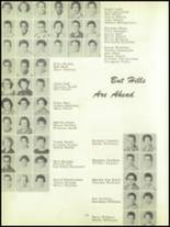 1956 Pratt High School Yearbook Page 44 & 45
