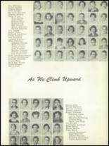 1956 Pratt High School Yearbook Page 46 & 47