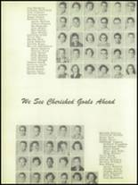 1956 Pratt High School Yearbook Page 48 & 49