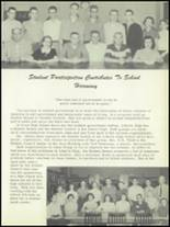1956 Pratt High School Yearbook Page 50 & 51