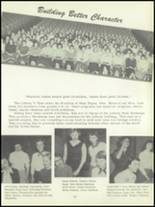 1956 Pratt High School Yearbook Page 54 & 55