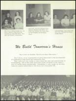 1956 Pratt High School Yearbook Page 56 & 57
