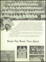 1956 Pratt High School Yearbook Page 58 & 59