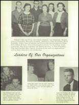 1956 Pratt High School Yearbook Page 60 & 61