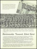 1956 Pratt High School Yearbook Page 62 & 63