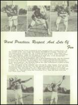 1956 Pratt High School Yearbook Page 64 & 65