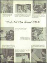 1956 Pratt High School Yearbook Page 68 & 69