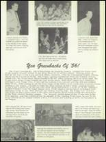 1956 Pratt High School Yearbook Page 70 & 71