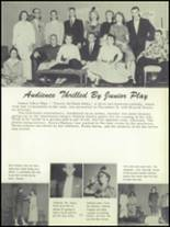 1956 Pratt High School Yearbook Page 74 & 75