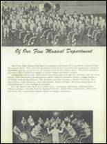 1956 Pratt High School Yearbook Page 76 & 77
