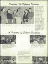 1956 Pratt High School Yearbook Page 78 & 79