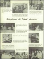 1956 Pratt High School Yearbook Page 86 & 87
