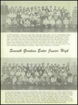 1956 Pratt High School Yearbook Page 90 & 91
