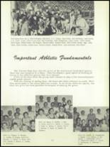 1956 Pratt High School Yearbook Page 92 & 93