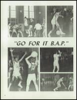 1982 Brooklyn Academy Yearbook Page 38 & 39