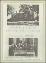 1948 Chapin High School Yearbook Page 10 & 11