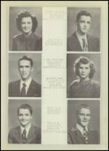 1948 Chapin High School Yearbook Page 16 & 17