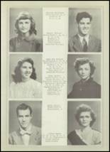 1948 Chapin High School Yearbook Page 18 & 19