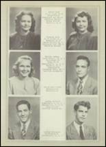 1948 Chapin High School Yearbook Page 20 & 21