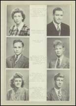1948 Chapin High School Yearbook Page 22 & 23