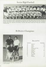 1976 Thomas High School Yearbook Page 90 & 91