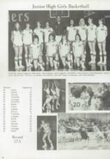 1976 Thomas High School Yearbook Page 100 & 101