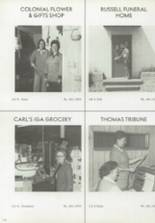 1976 Thomas High School Yearbook Page 118 & 119