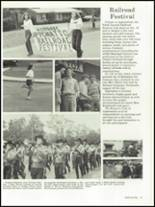 1982 Appomattox High School Yearbook Page 18 & 19