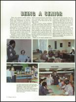 1982 Appomattox High School Yearbook Page 20 & 21