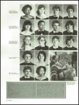 1982 Appomattox High School Yearbook Page 24 & 25