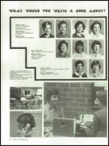 1982 Appomattox High School Yearbook Page 56 & 57
