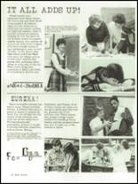 1982 Appomattox High School Yearbook Page 62 & 63