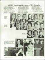 1982 Appomattox High School Yearbook Page 76 & 77