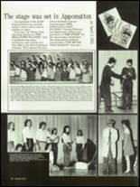 1982 Appomattox High School Yearbook Page 84 & 85