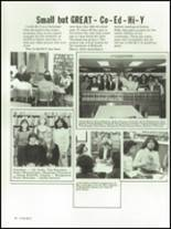 1982 Appomattox High School Yearbook Page 90 & 91