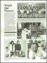 1982 Appomattox High School Yearbook Page 104 & 105