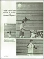 1982 Appomattox High School Yearbook Page 122 & 123