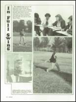 1982 Appomattox High School Yearbook Page 124 & 125