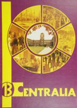1973 Yearbook Bay City Central High School