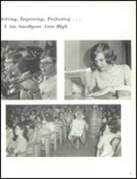1971 Smethport Area Junior Senior High School Yearbook Page 16 & 17