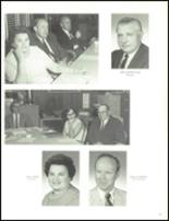 1971 Smethport Area Junior Senior High School Yearbook Page 20 & 21