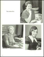 1971 Smethport Area Junior Senior High School Yearbook Page 24 & 25
