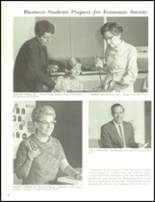1971 Smethport Area Junior Senior High School Yearbook Page 34 & 35