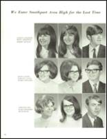 1971 Smethport Area Junior Senior High School Yearbook Page 46 & 47