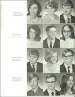 1971 Smethport Area Junior Senior High School Yearbook Page 52 & 53