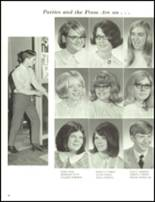1971 Smethport Area Junior Senior High School Yearbook Page 56 & 57
